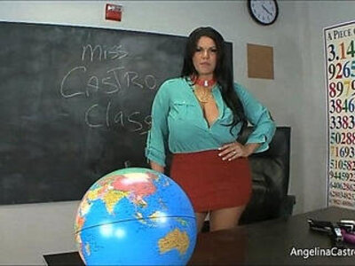 classroom  latin  teacher  titjob   porn video