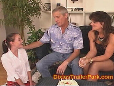 babysitter  daddy  party  swingers   porn video