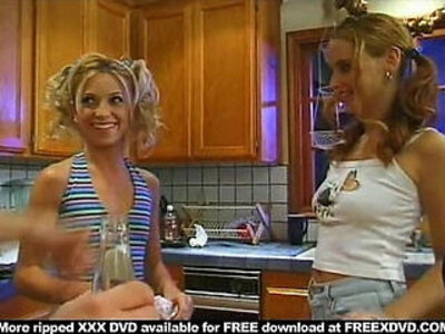 babysitter  party   porn video