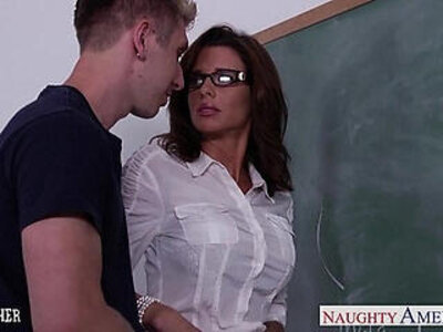 classroom  old man  teacher   porn video