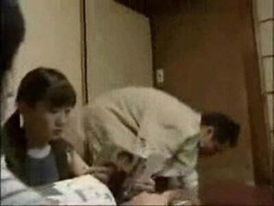 18 years old  japanese  school girl  stepdaughter   porn video