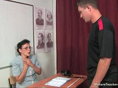 classroom  russian  school  teacher   porn video
