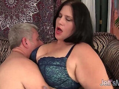 bbw  beautiful  cum in mouth  dick   porn video
