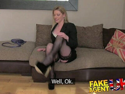 casting couch milf stockings  porn video