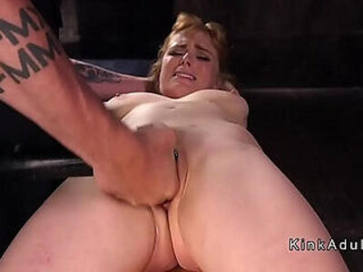 punishment  pussy  redhead  rough   porn video