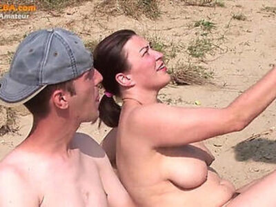 3some  beach  public  reality   porn video