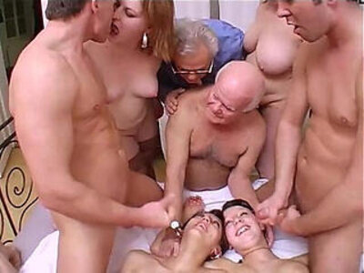 crazy  dirty  family  grandpa   porn video