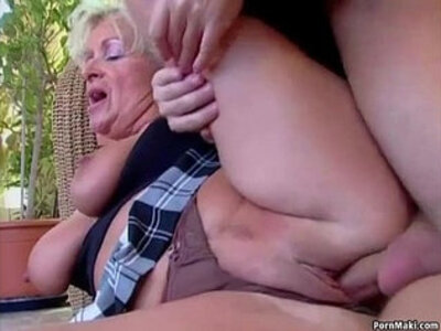 cock  mom  older woman  titjob   porn video